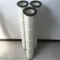 聚酯纤维除尘滤芯滤筒 - 专业制造厂家