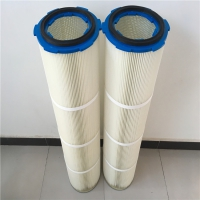 聚酯防油防水粉尘滤筒 - 滤筒 - 康诺滤筒专业定制厂