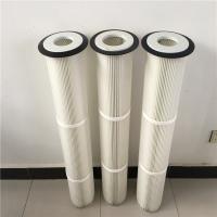 PTFE覆膜粉尘滤筒 - 滤筒 - 康诺滤筒专业定制厂