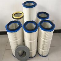 焊接烟尘过滤筒粉尘滤筒 - 滤筒 - 康诺滤筒专业定制厂