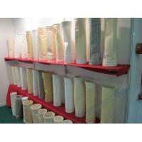 PPS+PTFE混纺针刺毡除尘滤袋,首选宁杰除尘器布袋厂家