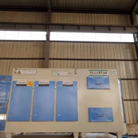 工业环保废气臭气净化器 塑料车间异味废气处理设备