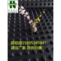 杭州2.5公分3公分排水板-地下室无纺布