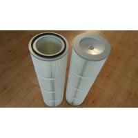 复合纤维除尘滤筒 复合纤维滤筒规格