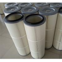 日本东丽PTFE覆膜阻燃除尘滤筒 专业定做厂家