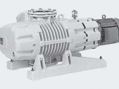 罗茨泵的特征性能