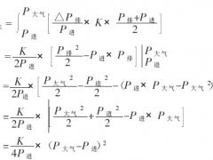 影响滑阀真空泵极限真空度的因素