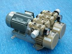 真空泵的正确使用与保养要点