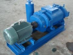 干式螺杆真空泵的优缺点