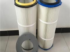 粉尘过滤芯剩余阻力产生的影响