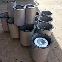 H150滑阀真空泵油雾分离器滤芯 - 康诺滤器制造有限公司