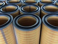 滤筒除尘器的结构及工作流程
