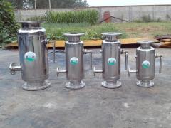 锅炉微气泡除污装置过滤器