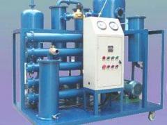 真空滤油机对污染的油如何进行过滤?