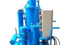 真空滤油机真空泵抽不了真空的原因是什么?