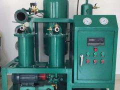 真空滤油机的维护与保养