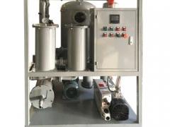 真空滤油机液压系统滤芯分类