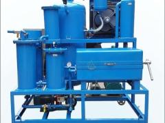 真空滤油机的原理及使用方法