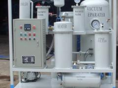平油真空滤油机操作说明及注意事项