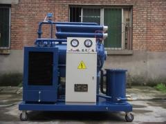 真空滤油机的启动与运行注意事项