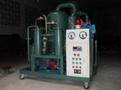 ZYD系列绝缘油真空滤油机使用说明