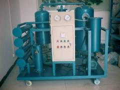真空滤油机发展过程