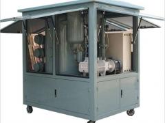 双级真空滤油机的功能和特点