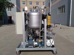 滤油机的用途及工作原理