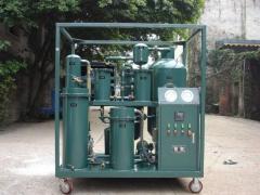 双级真空滤油机的特点及压滤机的安装要点