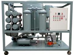 真空滤油机的内部构造
