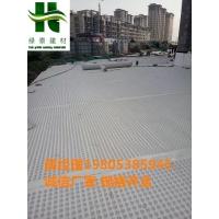 吕梁20高车库排水板白色滤水板+土工布