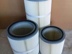 除尘滤芯常用规格