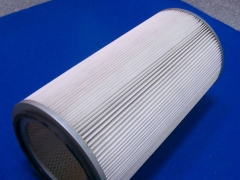 防静电除尘滤芯的工作原理
