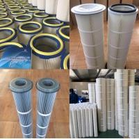 防静电粉尘滤筒生产厂家 - 康诺过滤器材制造有限公司
