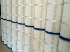 除尘滤筒的维护与保养