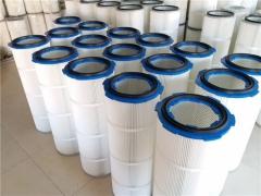 除尘滤筒常用清灰方式