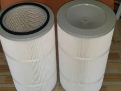 除尘滤筒与滤袋式过滤对比