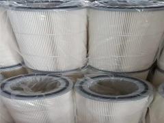 覆膜聚酯纤维除尘滤芯两种清灰方式