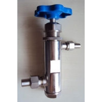 GF8可调式螺纹槽道减压阀,双针式减压阀