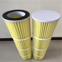 耐高温除尘滤筒 - 耐高温除尘滤筒生产厂家