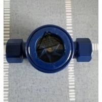 耐高温玻璃直通视镜,碳钢叶轮视镜