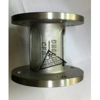 玻璃管流量显示器,不锈钢立式水流指示器