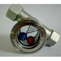 不锈钢浮球式水视镜,流量视镜,流量指示器