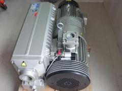单级旋片式真空泵适用范围