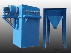 脉冲除尘器的清灰装置起什么作用?