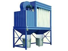 除尘器的除尘系统运行的原理及步骤