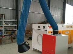 除尘器的应用领域