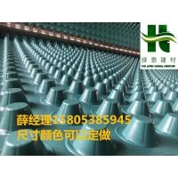 广州2公分30高排水板车库排水板怎样施工的