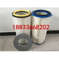 粉尘滤筒-粉末回收滤芯-工业除尘滤芯-除尘滤芯制造厂