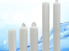聚醚砜PES折叠膜微孔滤芯材质结构